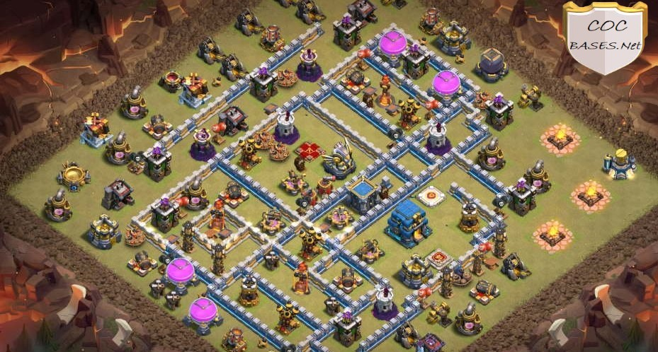 Best TH12 Layout