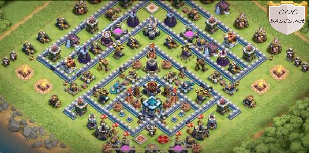 Best TH13 Layout