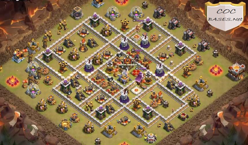 Best th11 bases