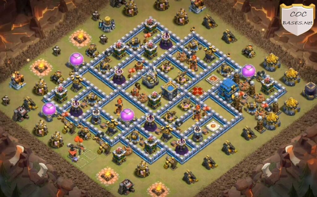 Th12 trophy bases