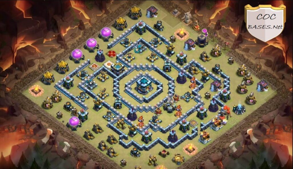 Th13 trophy layouts