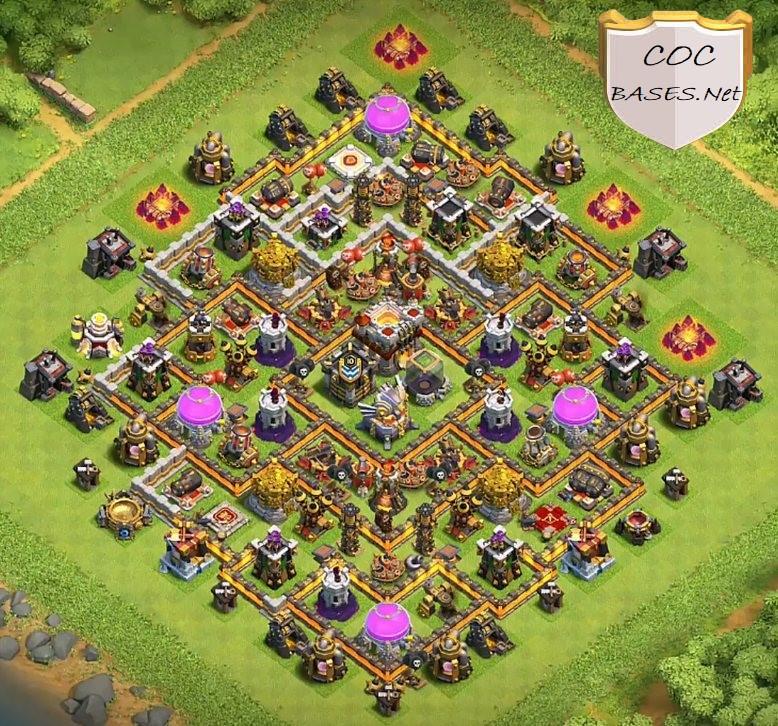 best th11 farming bases