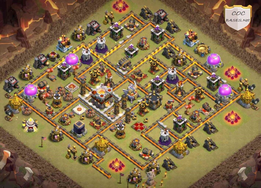 best th11 trophy bases