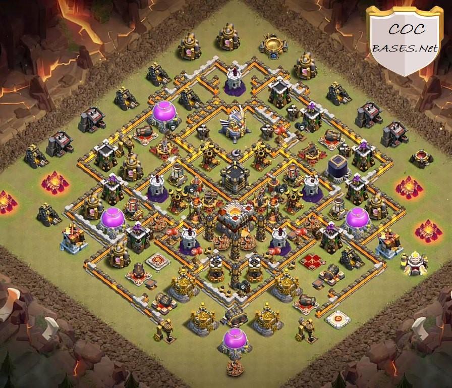 best th11 war bases