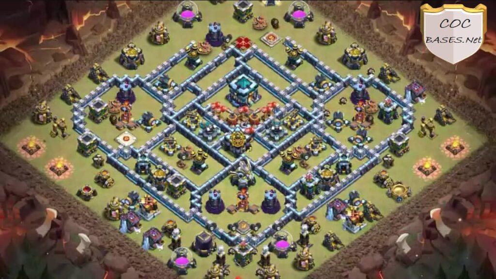 best th13 trophy base