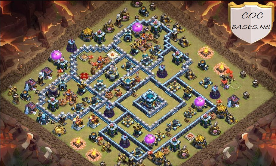best th13 trophy bases