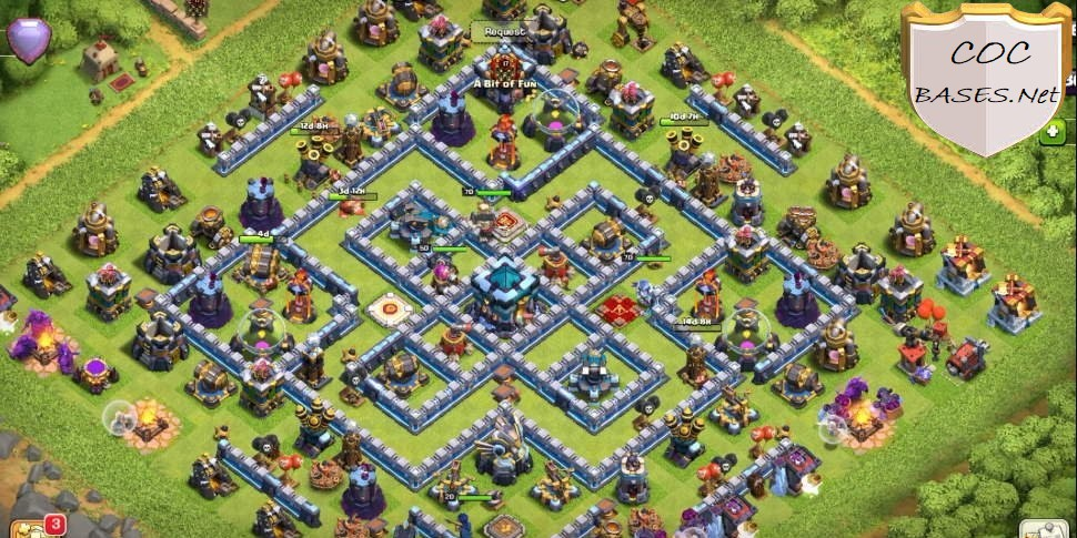 best th13 trophy link anti everything