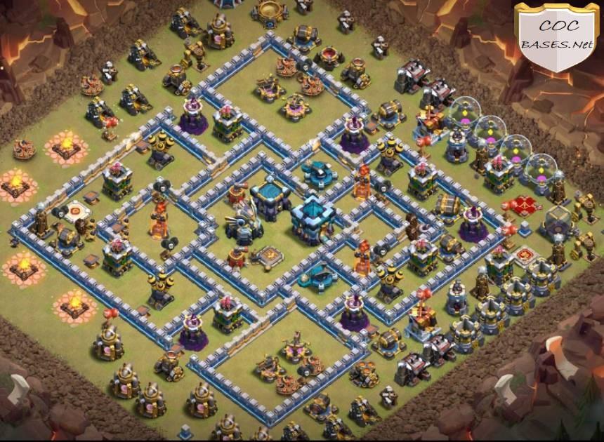 best th13 war bases