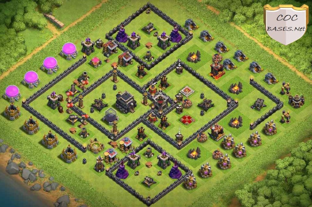 best th9 trophy link anti everything