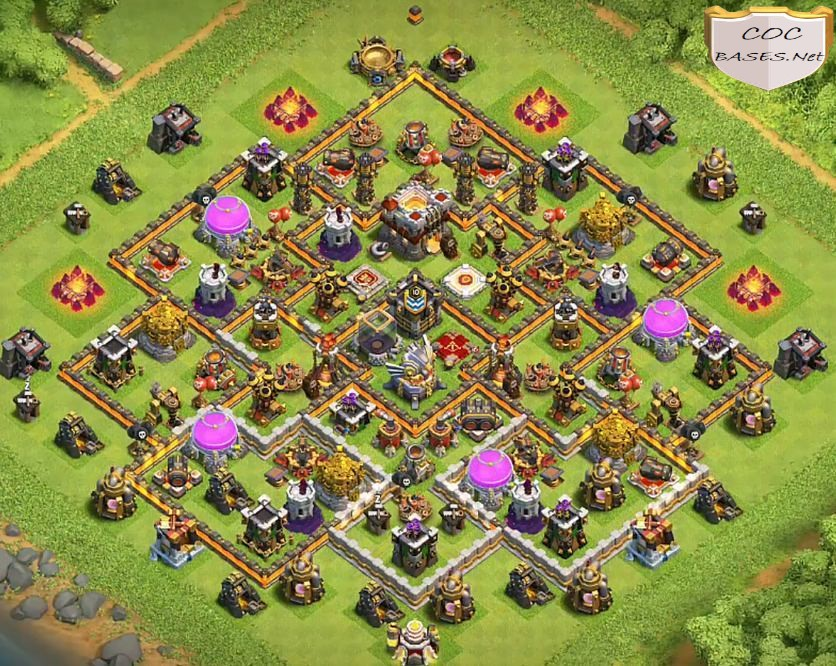 best townhall 11 farming bases
