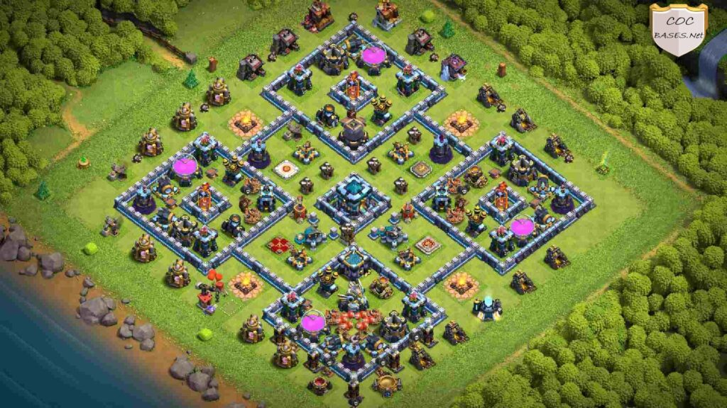best townhall 13 farming bases