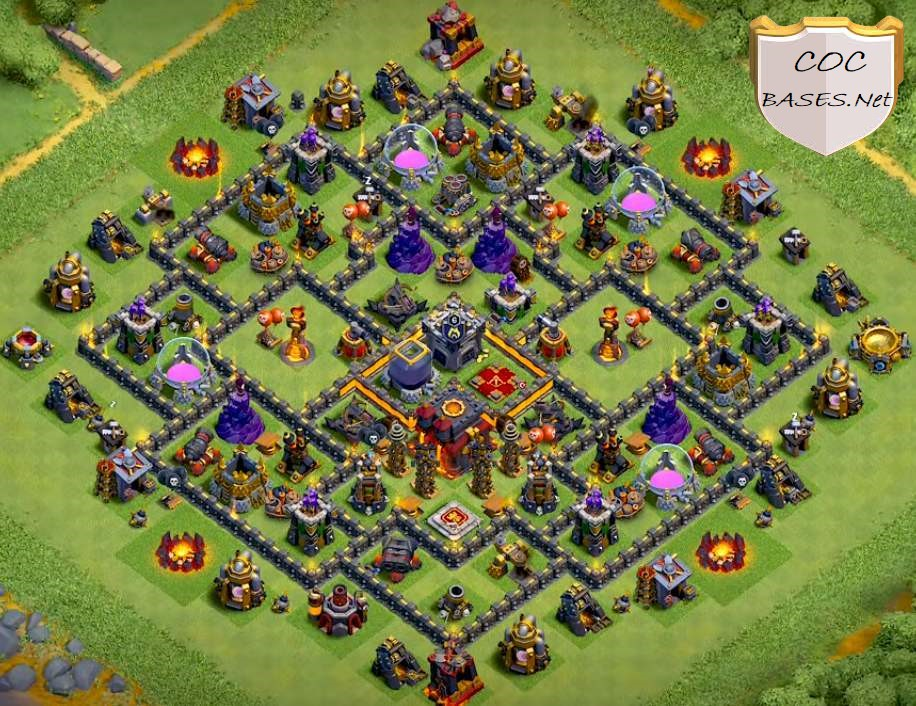 level 10 hybrid base link anti 3 stars