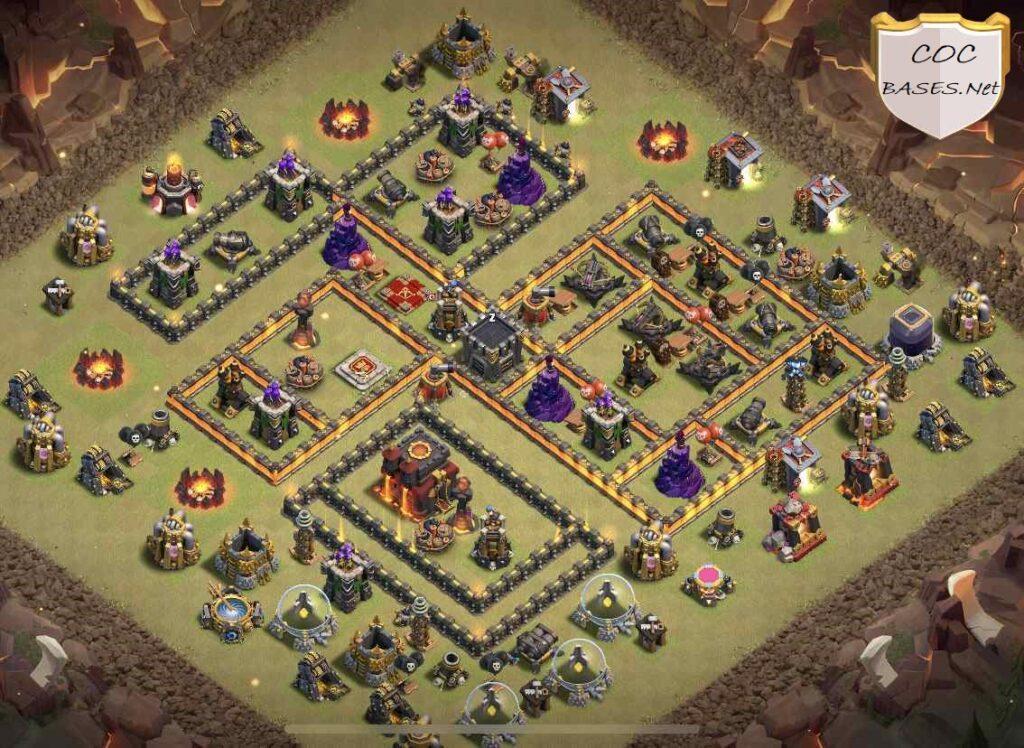 th10 war base anti 3 star