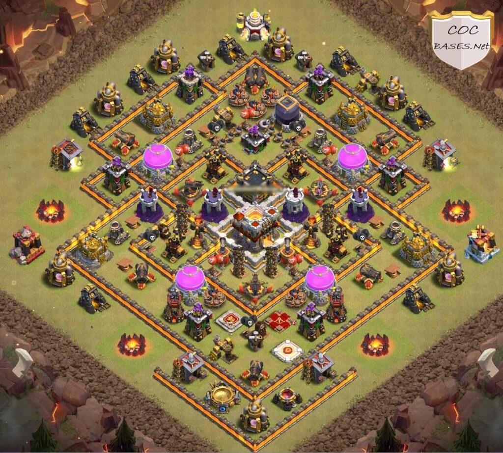 th11 trophy base