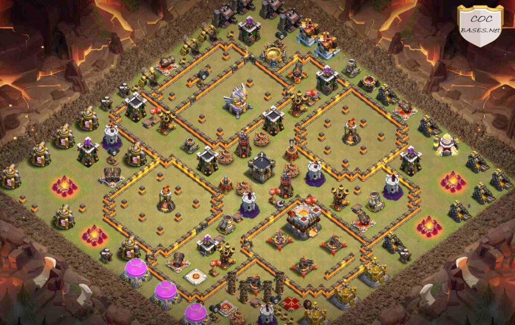 th11 war base anti 3 star