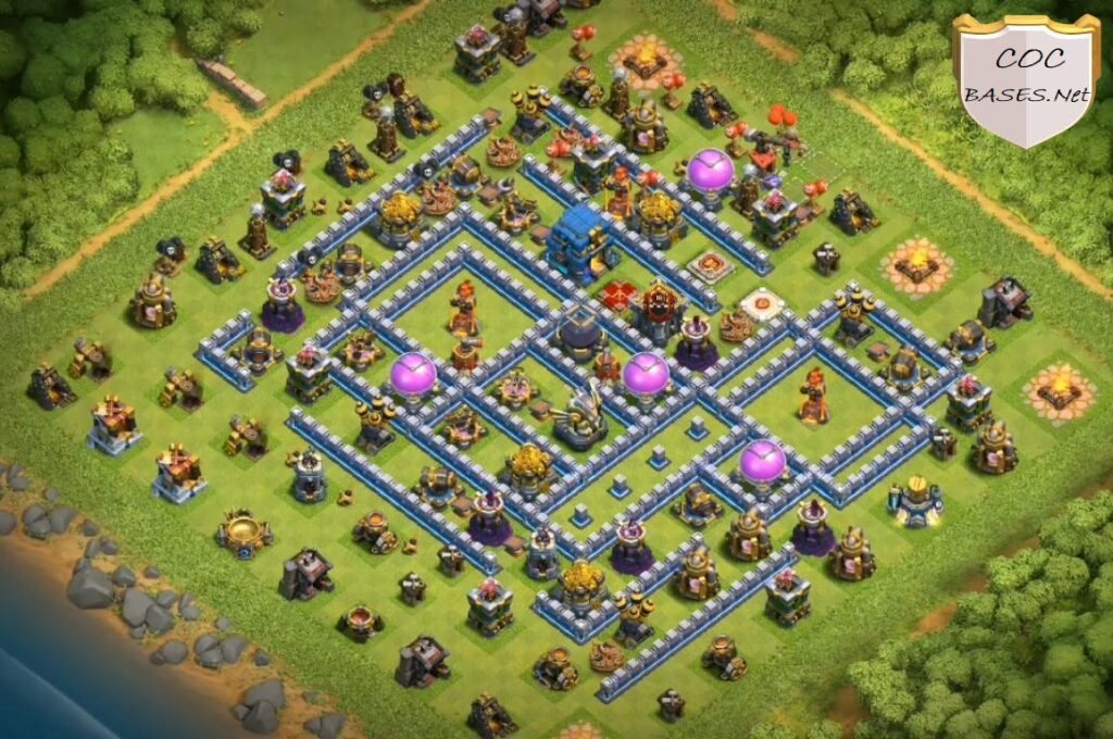 th12 anti everything bases
