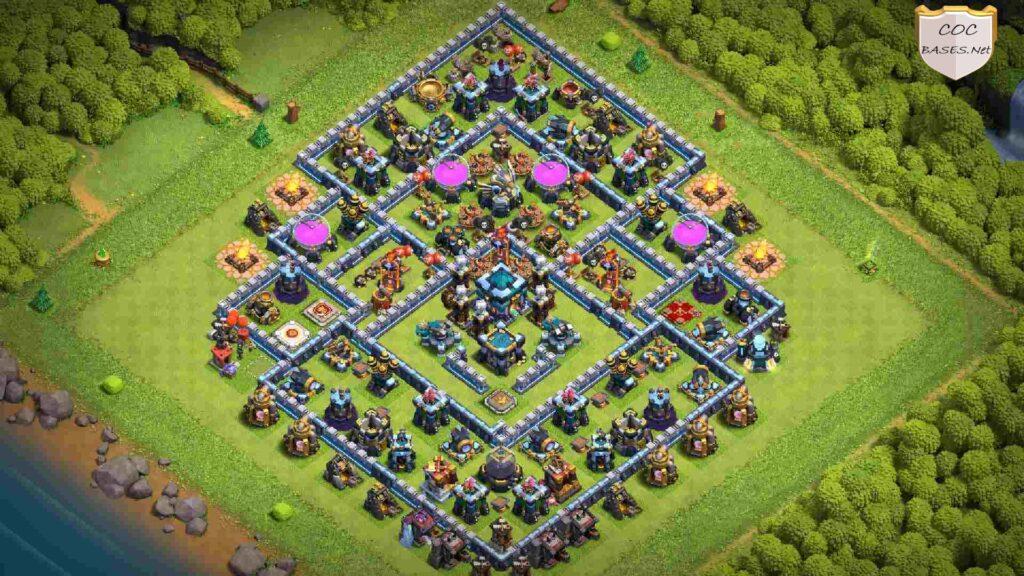 th13 farming base links