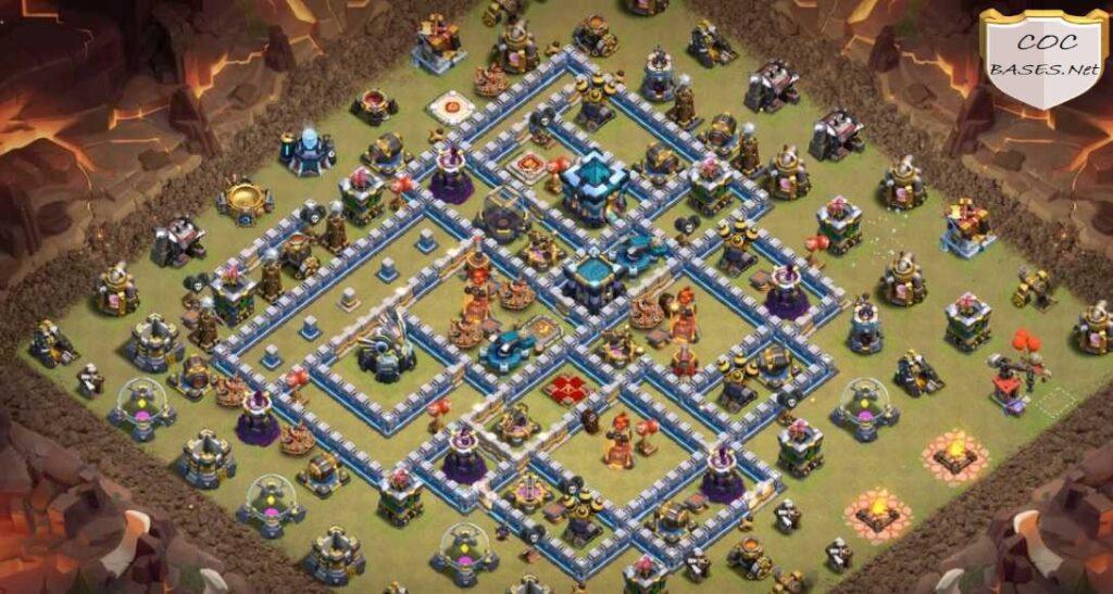 th13 war base anti 3 star