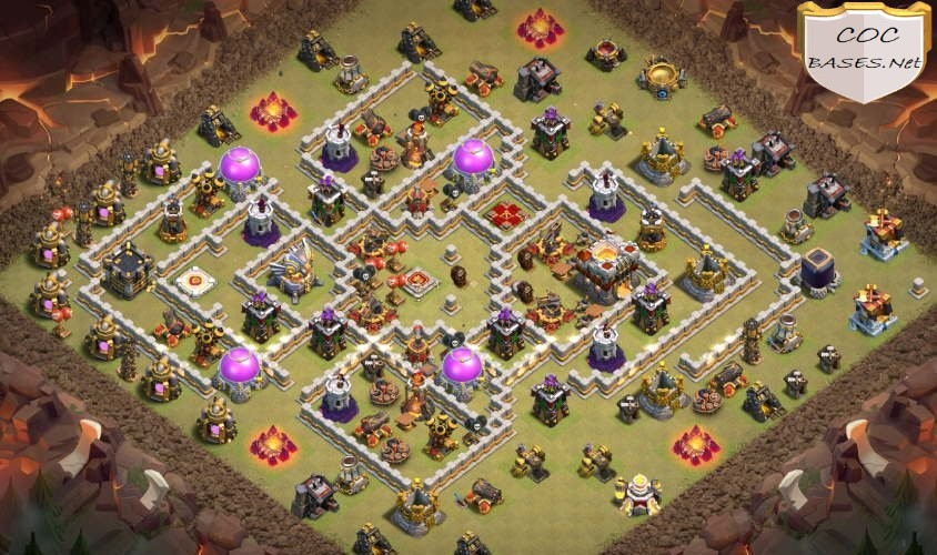 trophy th11 layout link