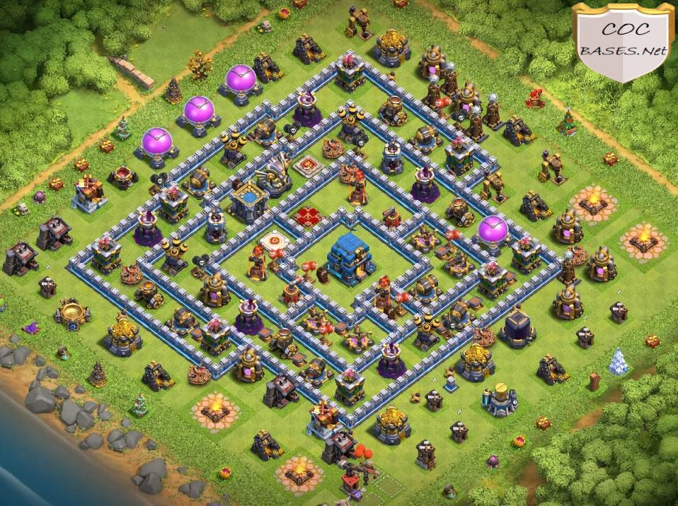 trophy th12 layout link