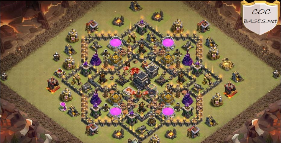 trophy th9 layout link