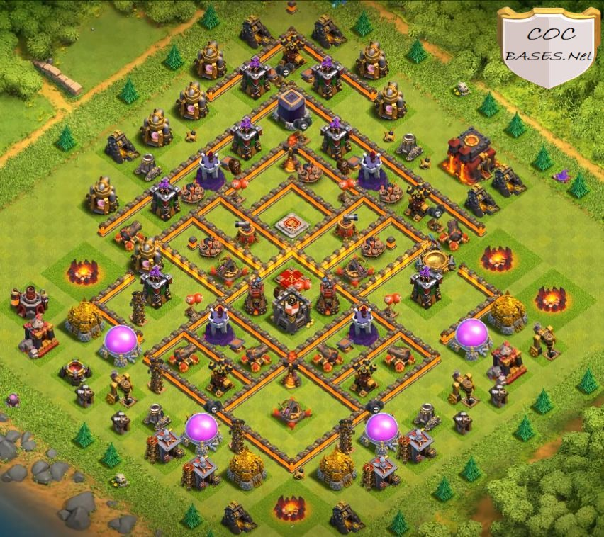 war th10 base link