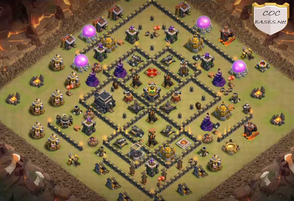 war th9 base link