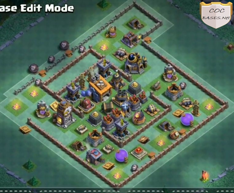undefeated bh8 base