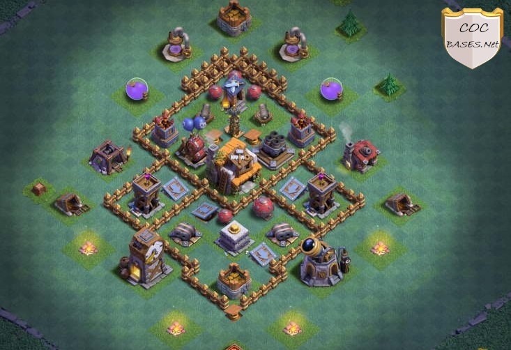 bh5 base attack strategy