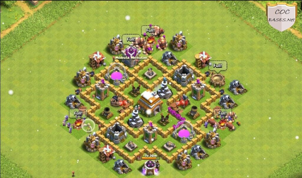 th6 anti everything bases