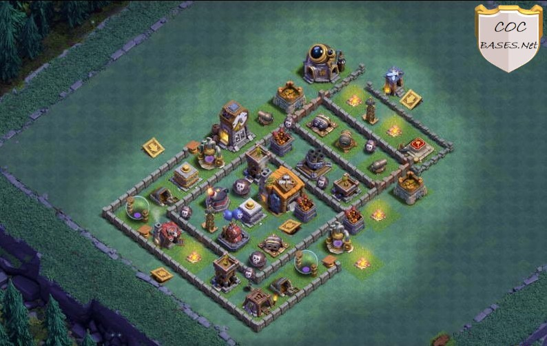 undefeated bh7 base