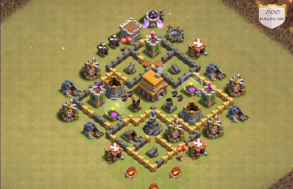 war th5 layout link