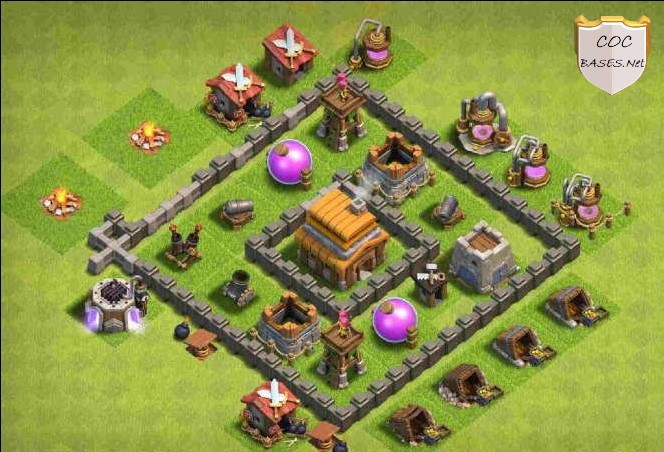 Coc Th4 Base Link