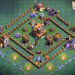 Builder Hall 4 Base
