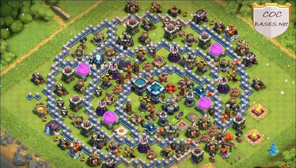 level 13 hybrid base link anti 3 stars